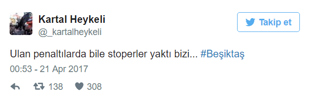 Beşiktaş - Lyon maçı sosyal medyayı salladı