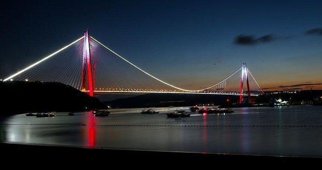 Yavuz Sultan Selim Köprüsü sigortalandı