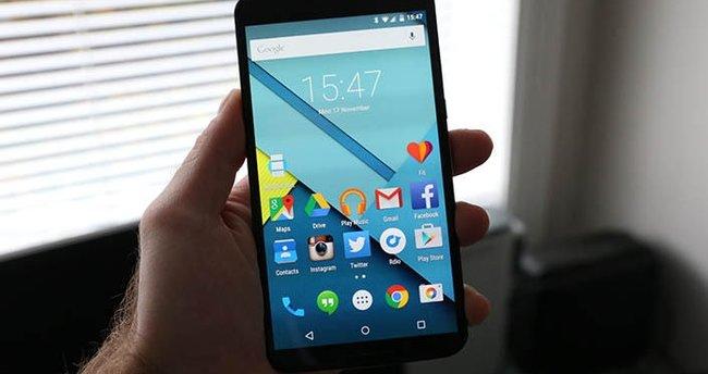 Google Nexus 6 özellikleri