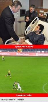 Fenerbahçe - Gençlerbirliği maçında kırmızı kart gören İsmail Köybaşı sosyal medyayı salladı