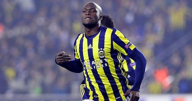 Moussa Sow, Beşiktaş'ı gördü mü atıyor!