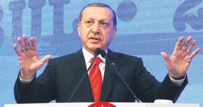 Erdoğan'dan ABD'li gazeteciye : Bu adam niye sizde?