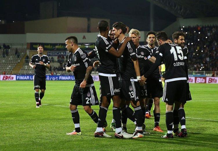 Beşiktaş Şampiyonlar Ligi'nde