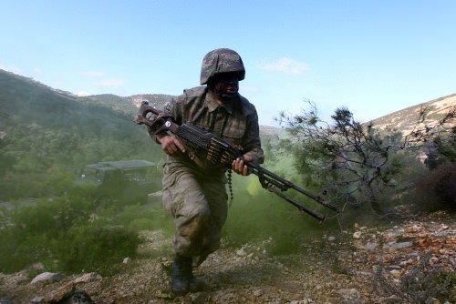 Jandarma Özel Harekat (JÖH) Timleri görüntülendi