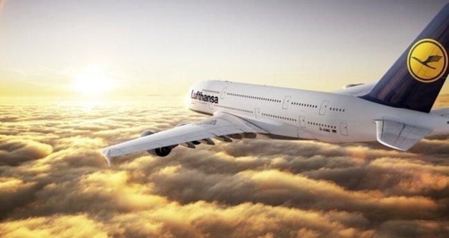 Lufthansa, 4 günlük grevde 2,755 uçuşunu iptal etti