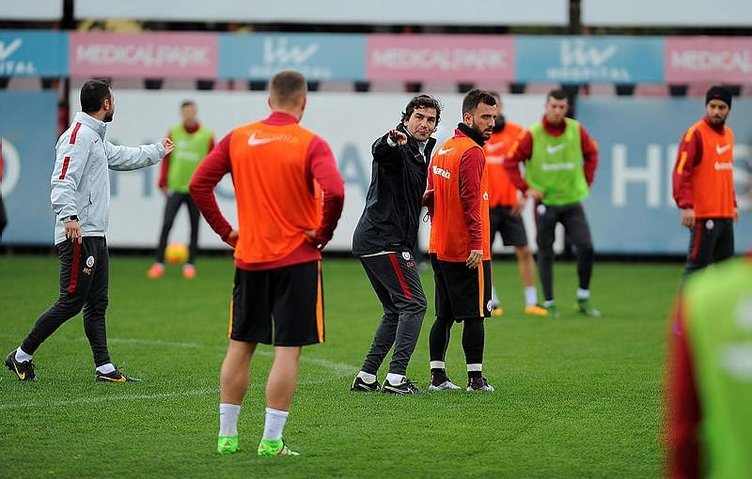Galatasaray'a imzası an meselesi