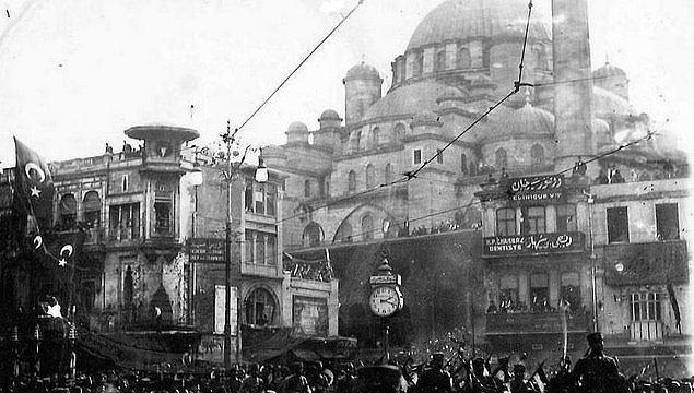 Karşılaştırmalı fotoğraflarla İstanbul'un dünü bugünü