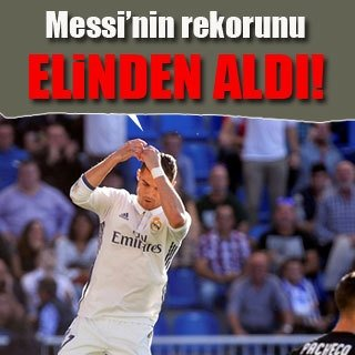 """Hat-trick"" Ronaldo'dan sorulur"