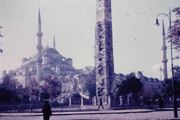 Dünden bugüne İstanbul