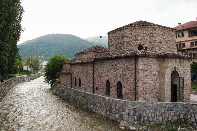 Kalkandelen'in Osmanlı eserleri