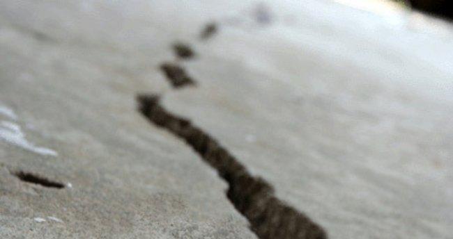 El Salvador'da 7,2 büyüklüğünde deprem