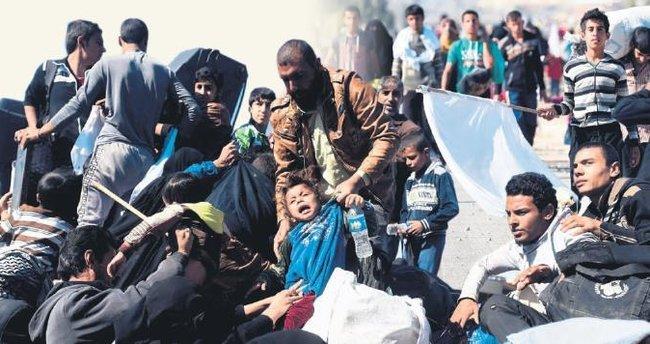 Musul'da sokak savaşları başladı