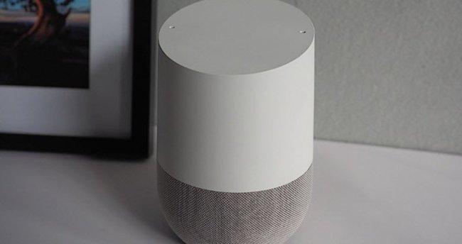 Google'dan kablosuz hoparlör!