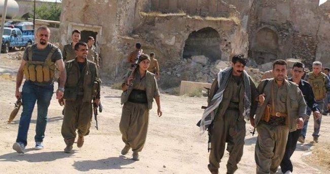 'YPG/PKK terör örgütü Türkmen mahallerine giriyor'