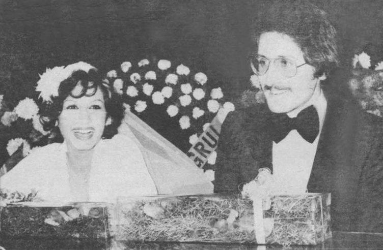 Ünlülerin şöhret olmadan önceki evlilikleri