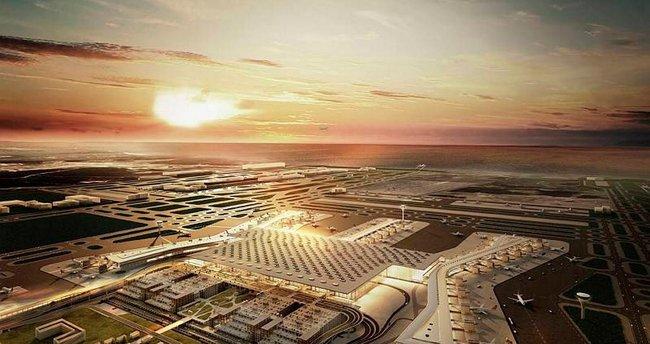 İstanbul Yeni Havalimanı'na uluslararası ödül