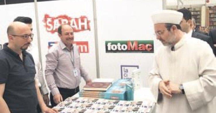 'İslam bir kitap medeniyetidir'