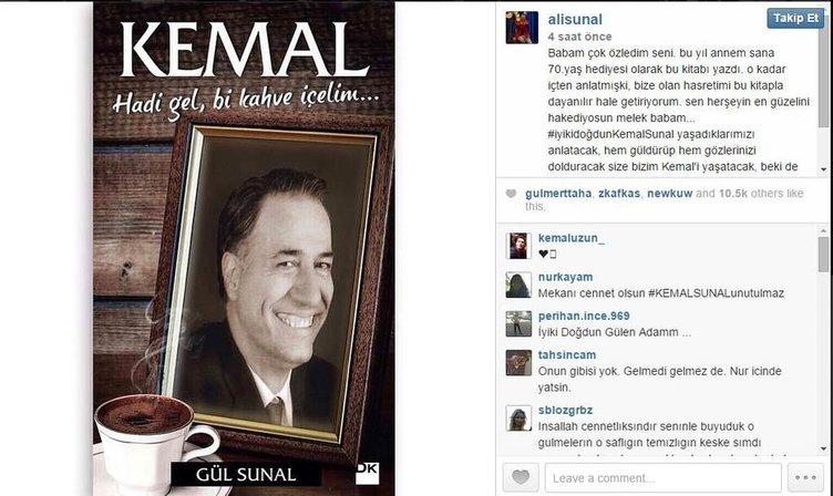 Kemal Sunal'ı özlemle anıyoruz