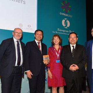 Avrupa İmar ve Kalkınma Bankası'ndan Erdemir'e Sürdürülebilirlik Ödülü