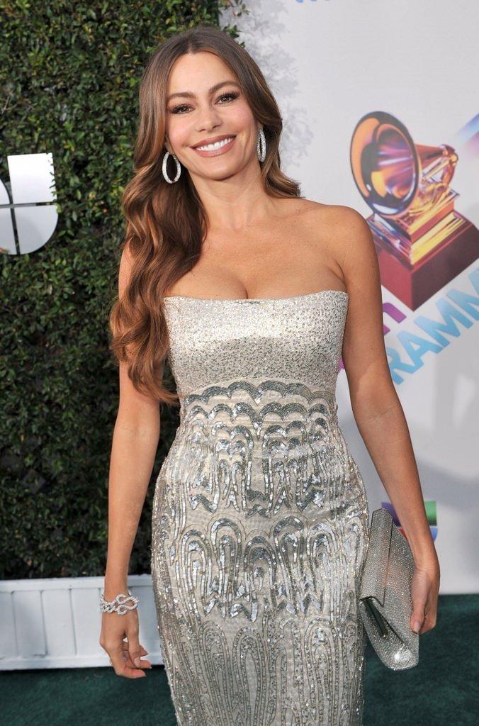 ABD'nin en çok kazanan kadın TV oyuncusu Sofia Vergara