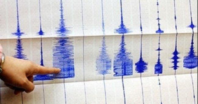 Japonya Fukuşima'da 7.3 büyüklüğünde deprem