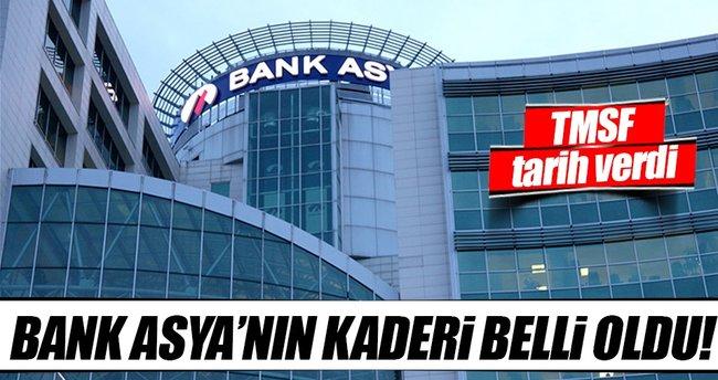 Bank Asya'nın üç şirketi için karar verildi