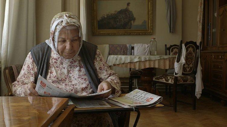 Nergis Hanım filminden kareler