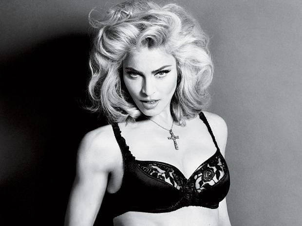 Madonna'ya Türk usulü doğum günü