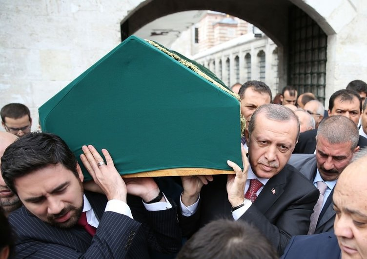 Erdoğan Ailesi'nin acı günü!