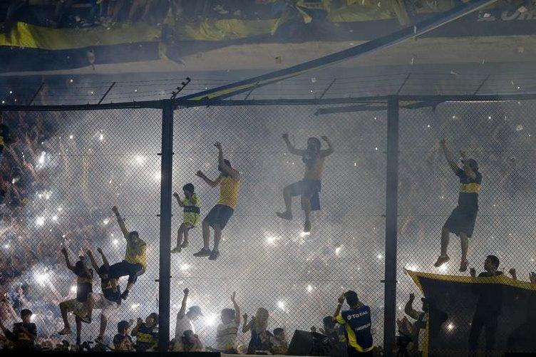 Arjantin derbisinde kazanan yok