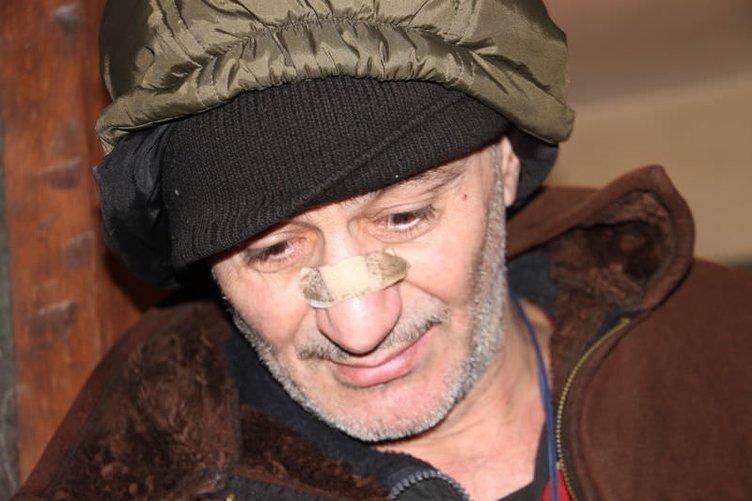 Eski Milli boksör Hüseyin Ağar sefalet içinde!