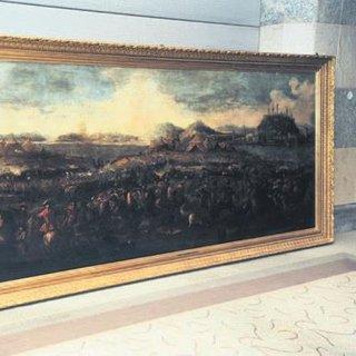 1 8 milyon liralık tabloya alıcı çıkmadı