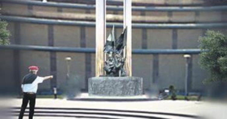 Gölbaşı'ndaki 'Şehitlik Anıtı' 15 Temmuz günü açılacak