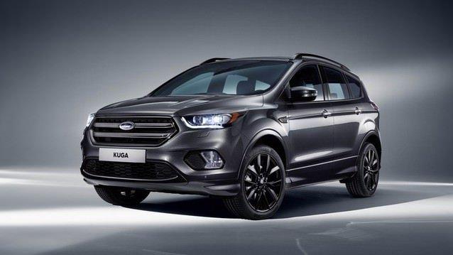 Ford Kuga makyajlandı