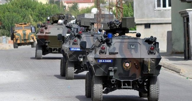 Çukurca'nın 3 köyünde sokağa çıkma yasağı