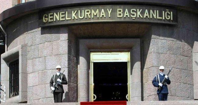 TSK: Fırat Kalkanı'nda 3 asker yaralandı