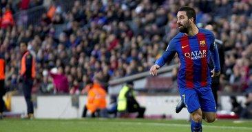 Arda için Barcelona sayfası kapandı