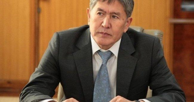 Kırgızistan Cumhurbaşkanı Atambayev taburcu edildi