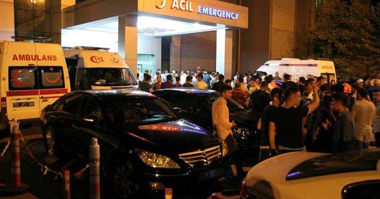 Hatay'da polise silahlı saldırı: 2 şehit, 1 yaralı