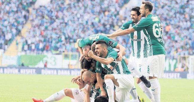 Süper Lig'in en yerlisi Bursaspor