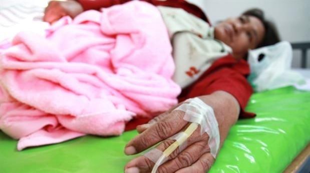 Kolera virüsü hızla yayılıyor!