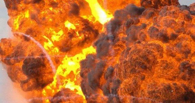 Bingazi hastanesi yakınında patlama
