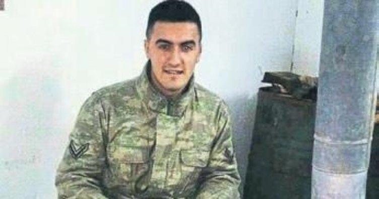 Fenalaşan asker yaşamını yitirdi
