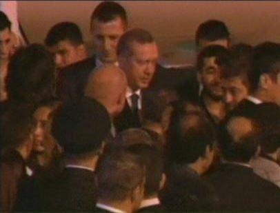 Başbakan THY Pilotlarını böyle karşıladı