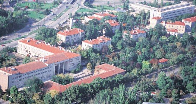 Mamak Kışlası'na üniversite talip
