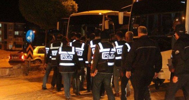 Elazığ'da huzur operasyonu! Şüpheliler yakalandı