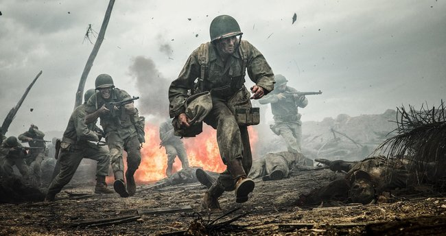 Cephede silahsız bir asker
