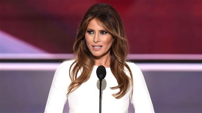 Melania Trump: Kocamı tacizle suçlayanlar yalan söylüyor