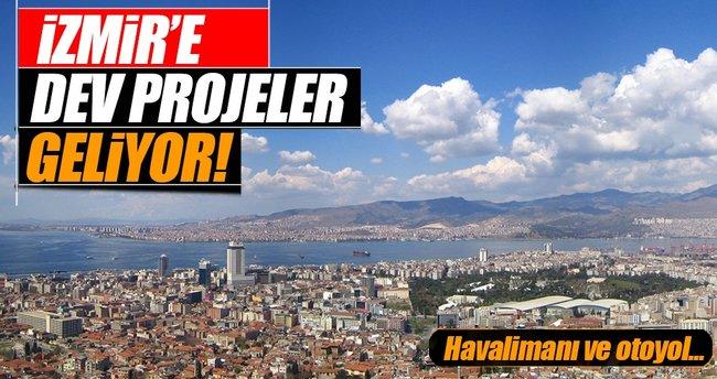 Ulaştırma Bakanı Arslan'dan İzmir'e müjde üstüne müjde!