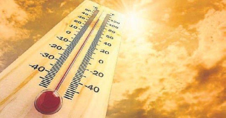 Sıcaklar artıyor
